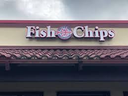 OK UK Fish N Chips