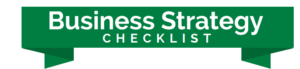 Business Strategy Checklist