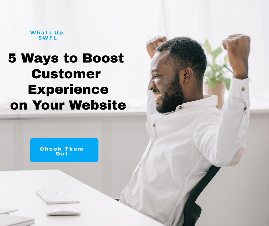 Boost Customer Experience